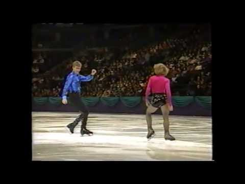 1996 Canadian Profession Skating Championships-Pairs & Mens Technicals & Pairs Artistic