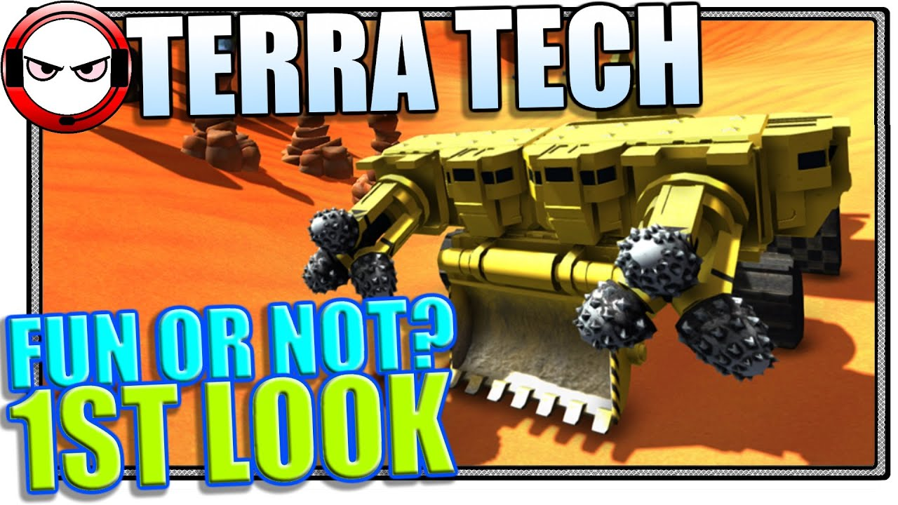 Terratech Free Download Macbook Pro