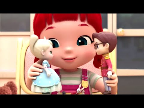 Rainbow Ruby - Princely Party - Full Episode 🌈 Toys And Songs 🎵