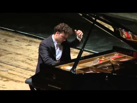 Giuseppe Albanese Plays Weber's Perpetuum Mobile LIVE