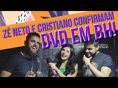 ZÉ NETO E CRISTIANO CONFIRMAM DVD EM BH - COBERTURA FESTIVAL BRASIL SERTANEJO 2019