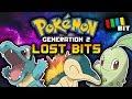 Pokemon Generation 2 LOST BITS | Unused Content and Cut Secrets (ft. Original151) [TetraBitGaming]