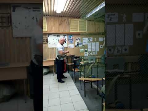 Сдача квалификационного экзамена на охранника 6 разряда