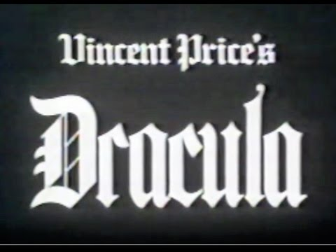 Vincent Prices Dracula 1982