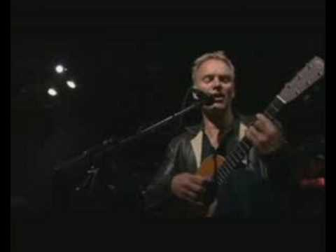 Sting - Dead Man's Rope
