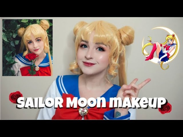 SAILOR MOON TRANSFORMATION | Makeup Tutorial