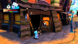 Let's Play Epic Mickey 2 pt. 17 - Dressed for the Occasion