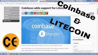 COINMARKETCAP stále padá - LTC má propojení na coinbase z minulosti