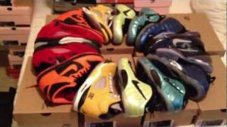 Rainbow! Raging Bull, Tokyo Vs, Royal Blue, Electric Blue, Green, Foams