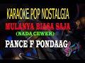 Karaoke Mulanya Biasa Saja Pance F Pondaag Karaoke Tanpa Vocal  Mp3 - Mp4 Download