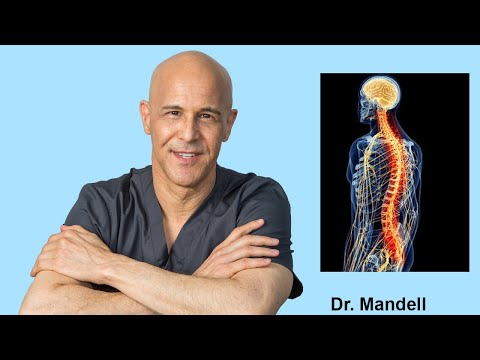 How to Heal Nerve Pain, Pinched Nerve, Neuropathy   Dr. Alan Mandell, DC