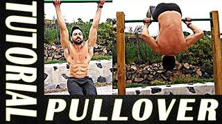 TRUCO FÁCIL PARA PRINCIPIANTES: Pullover, tutorial con técnica y ejercicios