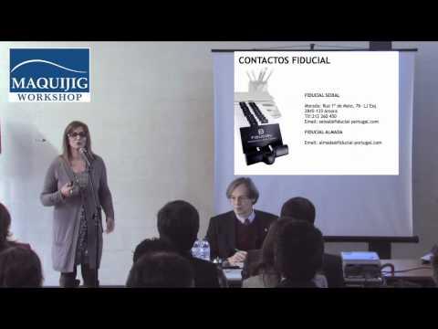MAQUIJIG Workshop 2 - Fiducial: Maria João Dias [2a Parte]