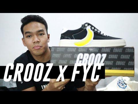 CROOZ X FYC | Sepatu Kolaborasi 2 Brand Lokal Legendaris