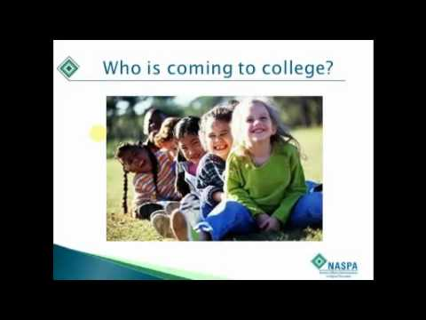 Webcast: Successful Careers in Student Affairs
