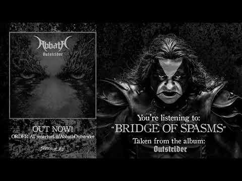 Abbath - Bridge Of Spasms