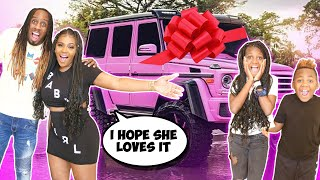 Surprising My Wife with Her Dream Car (G Wagon)