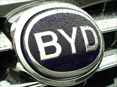Тест драйв BYD F3