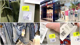 Супер распродажа Мужская одежда Глория джинс Шок цена Обзор Gloria jeans Шоппинг влог шопинг