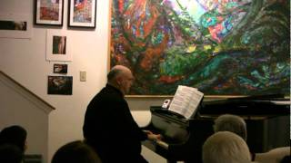 "Stephen Fierros plays ""Abschied"" from Waldszenen, Op. 82 by Robert Schumann"