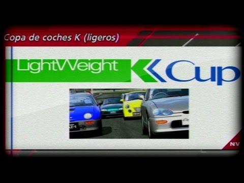 Gran Turismo 5 Walkthrough - Copa de coches K