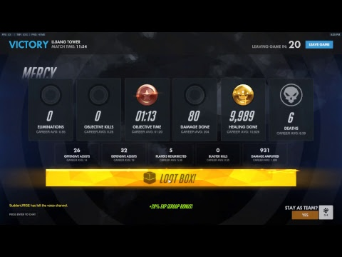 Overwatch - Can I get back to gold?
