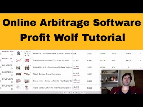 Tutorial - Online Arbitrage Software for Amazon FBA
