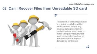 SD Card Data Recovery Software How to Find Deleted files on pc