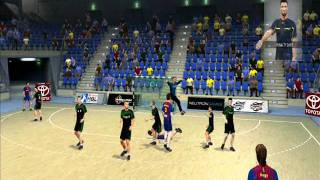 IHF Handball Challenge 12 full game
