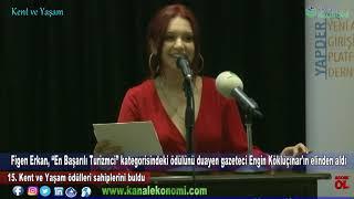 Anadolu'da esnafı turizmle buluşturdu, ödülü kazandı