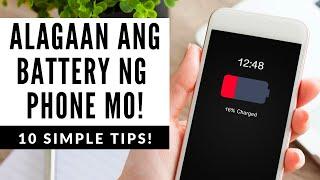 Sampung Tips Para Maingatan Ang Battery ng Phone Mo feat. Momax Q. Power PRO