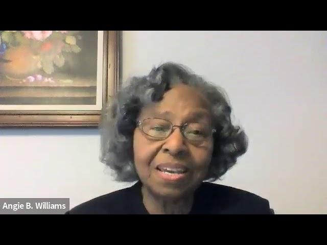 Black History Month #18 - Desegregating Greenbelt Interview Now Viewable