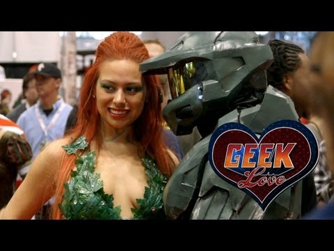 Geek dating site commercial