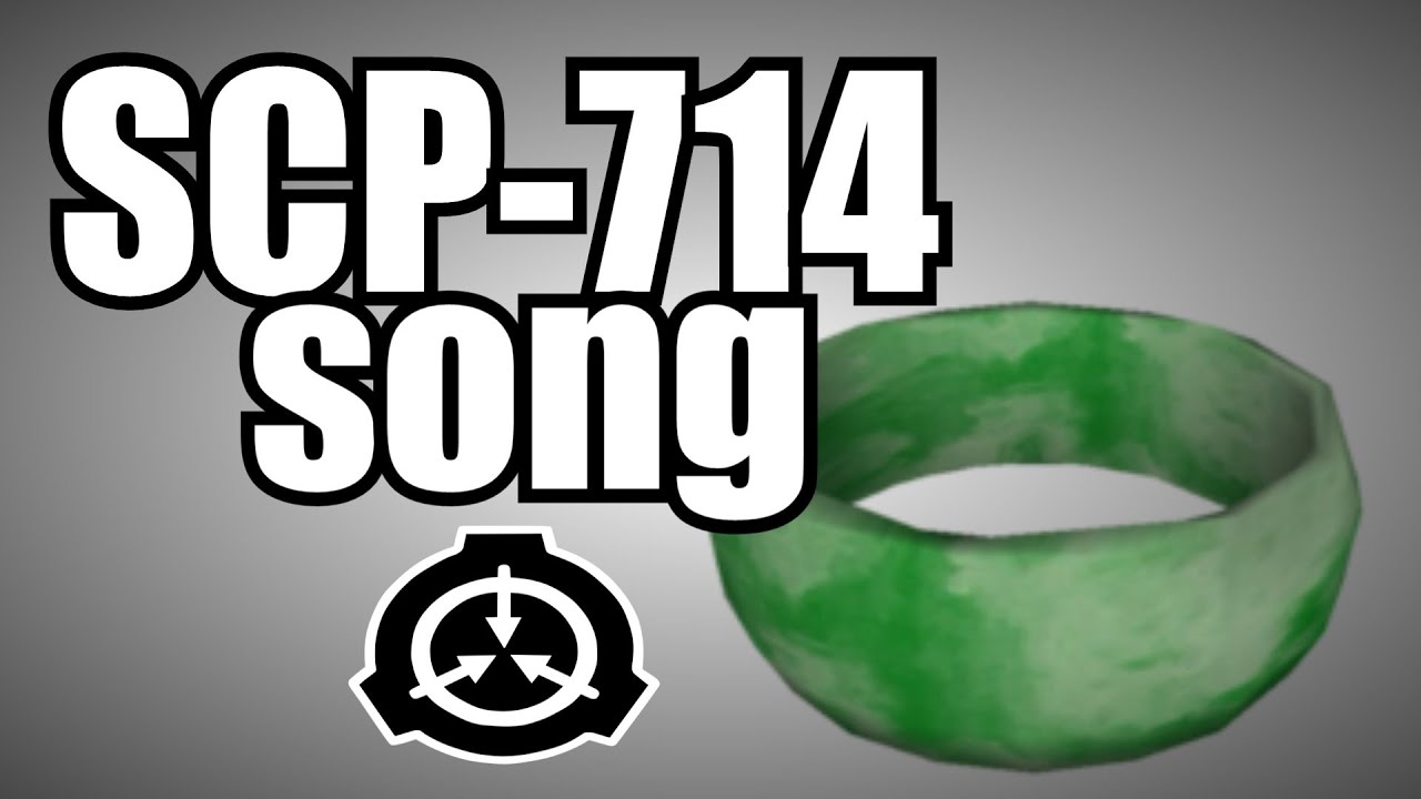 SCP-714 song (The Jaded Ring)