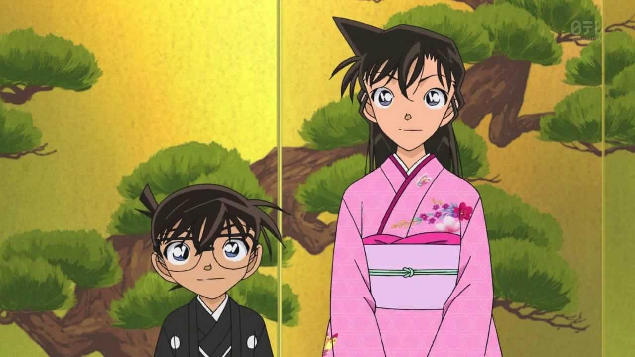 Happy New Year 2014 from Detective Conan (Thai-subtitled