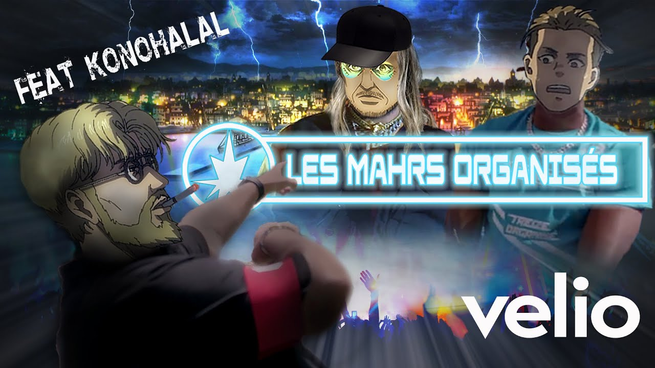 Download MAHRS ORGANISÉS (PARODIE BANDE ORGANISÉE - SCH X KOFS X ELAMS) ft. Konohalal