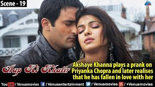 Akshaye Khanna falls in Love with Priyanka Chopra (Aap Ki Khatir)