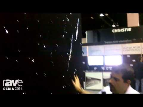 CEDIA 2014: Epic Sky Technology Presents their Star Panels
