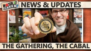 News (2018-04-17): The Gathering & The Cabal