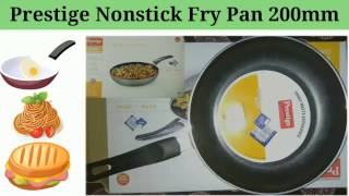 Prestige Nonstick Fry Pan Omega Select Plus 200 mm #Unboxing# Review#