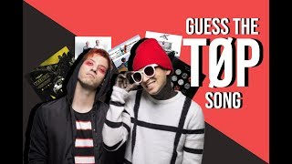 Guess the twenty one pilots song | In 1 second!