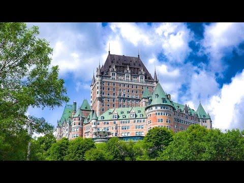 Old Québec City - Canada (4k uhd)