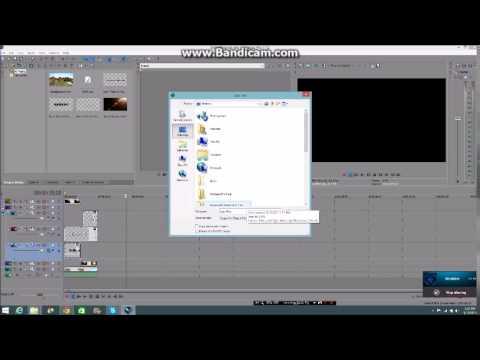 Sony Vegas Pro 11 Tutorial-How To Edit Intro Templates - YouTube