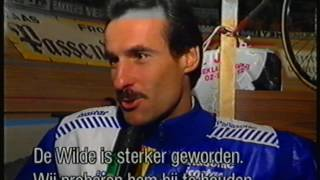 Reportage openingsavond 6-daagse van Gent 1989
