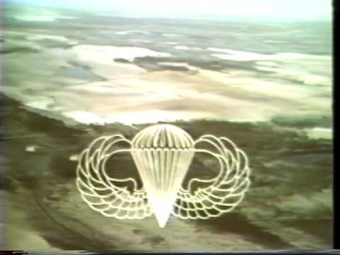 This Psychedelic 1970s Airborne Recruitment Video Is Vintage