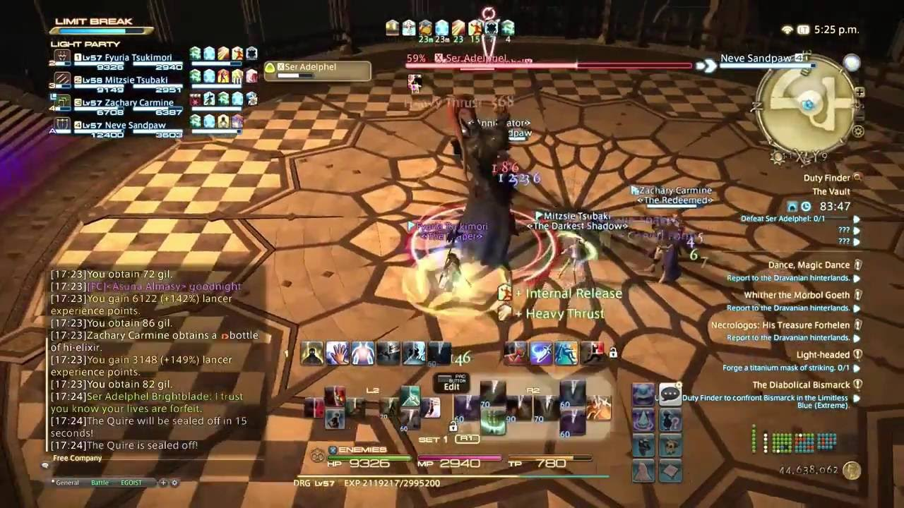 FFXIV: Heavensward - All Jobs Ranked by Tsuki from Least to Favorite!