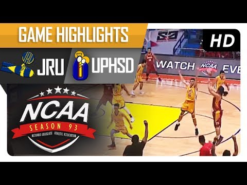 Heavy Bombers vs. Perpetual Altas | NCAA 93 | MB Game Highlights | July 14, 2017