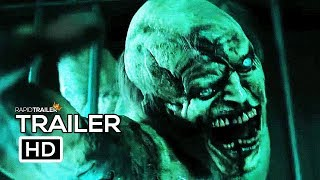 SCARY STORIES TO TELL IN THE DARK Official Trailer #2 (2019) Guillermo del Toro, Horror Movie HD