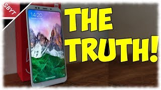 Xiaomi Redmi 5 Plus: 1 MONTH ON - THE TRUTH!!!