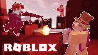 ROBLOX HELL WITH BULLETS (Bullet Hell)